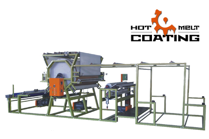 Hotmelt Coating machine